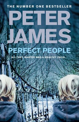 Book cover for Perfect People